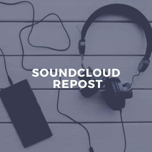 Soundcloud Reposts kaufen