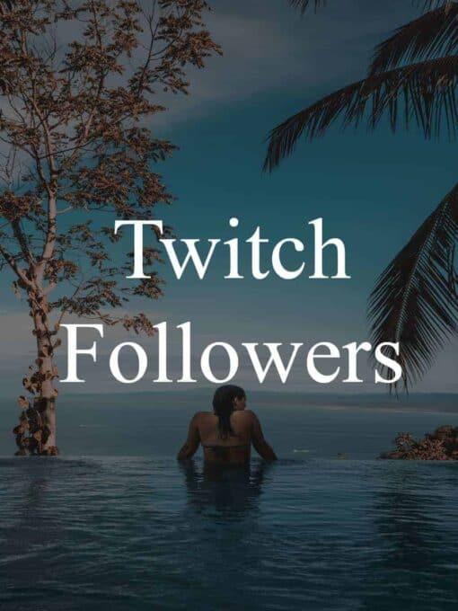 twitch-follower kaufen