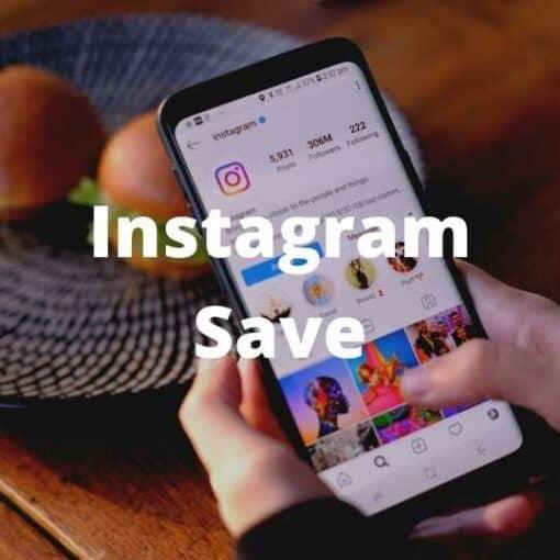Instagram reel save kaufen