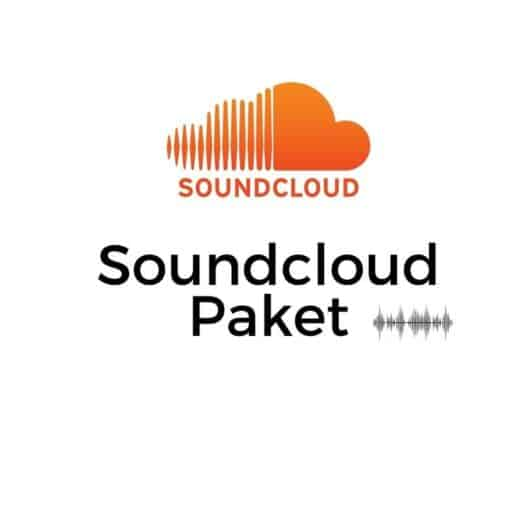 Soundcloud Paket