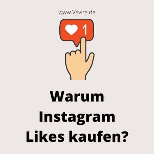 Warum Instagram Likes kaufen
